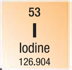 Atomic facts iodine element project urtaz Images